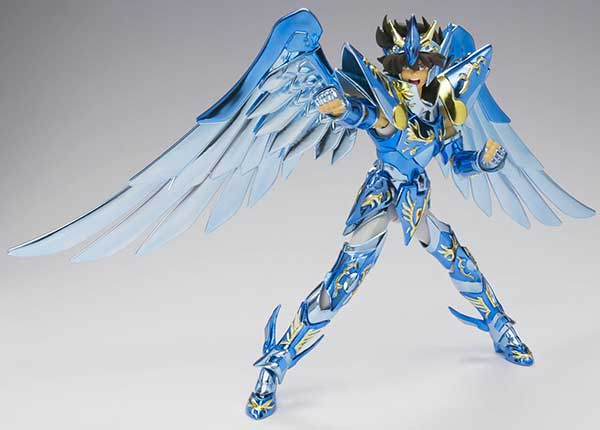 Myth Cloth Pegasus Seiya God Cloth 10th Anniversary Edition Bandai