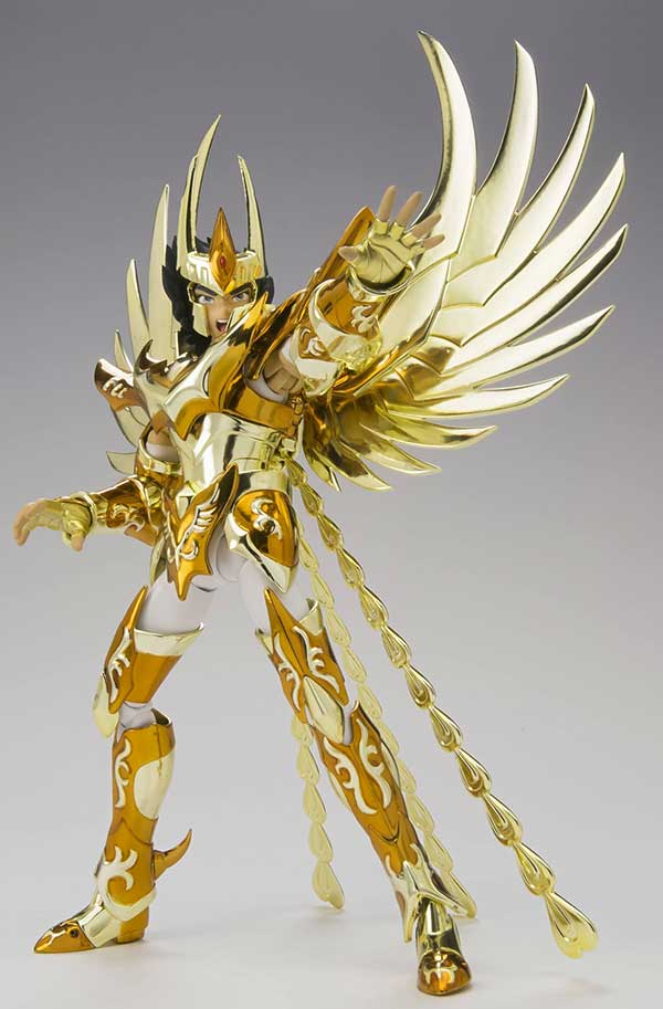 Myth Cloth Phoenix Ikki God Cloth 10th Anniversary Edition Bandai
