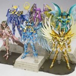 Saint Seiya 10me anniversaire les photos studio des kamui