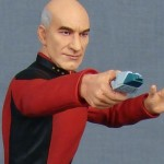 Jean-Luc Picard rejoint les Star Trek Select
