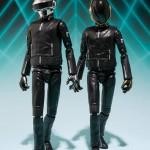 Daft Punk de nouvelles photo des S.H. Figuart