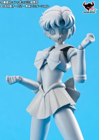 Sailor Mercury annoncée S.H. Figuarts