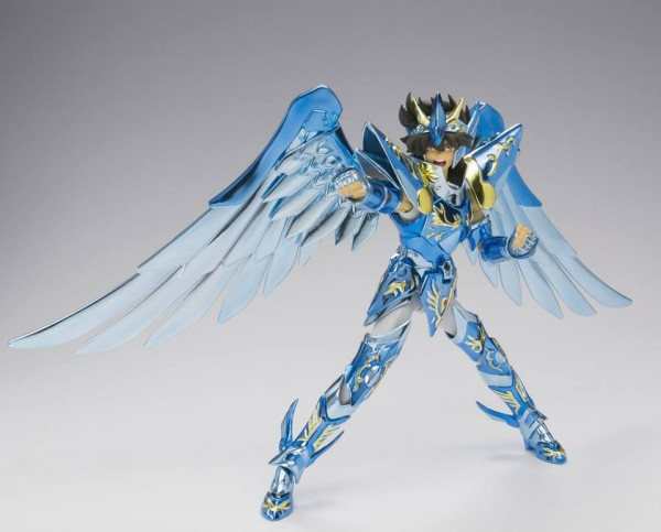 Saint Cloth Myth Pegasus Seiya God Cloth -10th Anniversary Edition Tamashii Nation Bandai