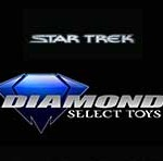 Diamond Select Toys et Star Trek quelques éclaircissements