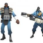 NECA : sortie des figurines Team Fortress BLU