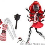 Webarella l'exclusivité Monster High du SDCC