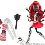 Webarella l'exclusivité Monster High du SDCC