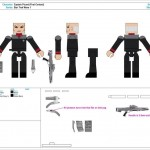 Star Trek Minimates : les control arts