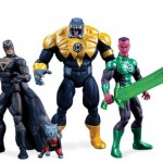 Les exclusivits DC Collectibles pour le SDCC 2013