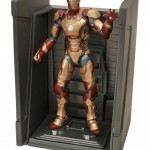 Iron Man 3 : Marvel Select Iron Man Mk42 et War Machine