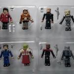 Star Trek : nouvelle image des Minimates Series 1