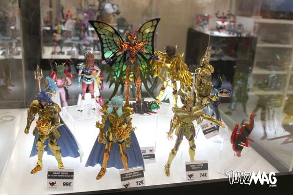 geekopolis tamashii Nation June cameleon Muy Papillon