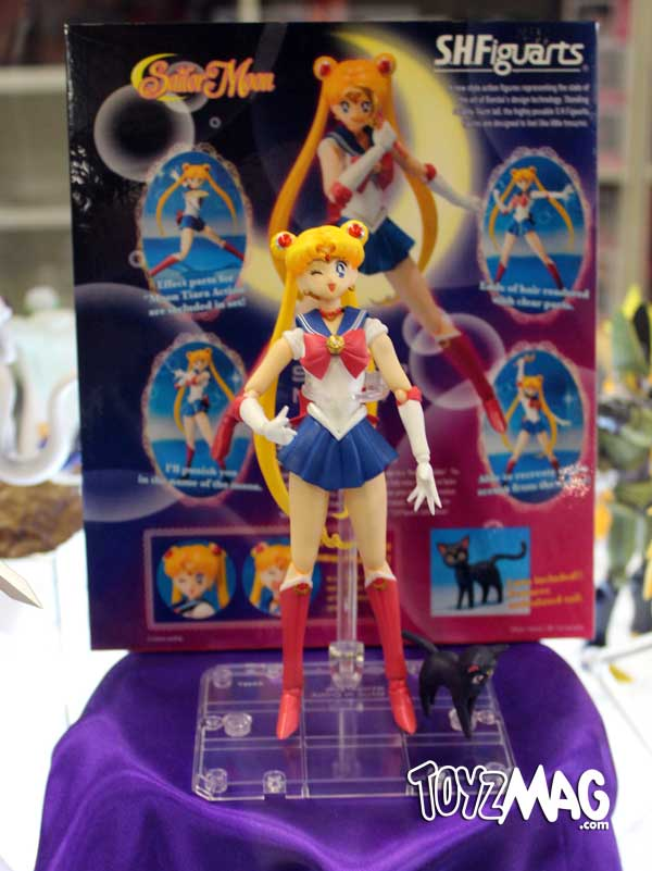 geeokoplis tamashii nation Sailor Moon S.H Figuarts