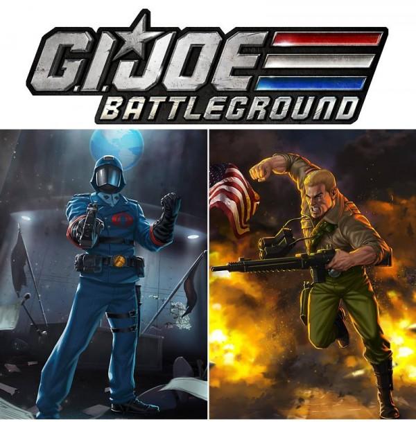 gijoe battleground