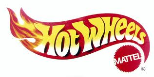 hot wheels mattel logo