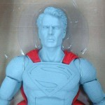 Superman Man of Steel : proto par NECA