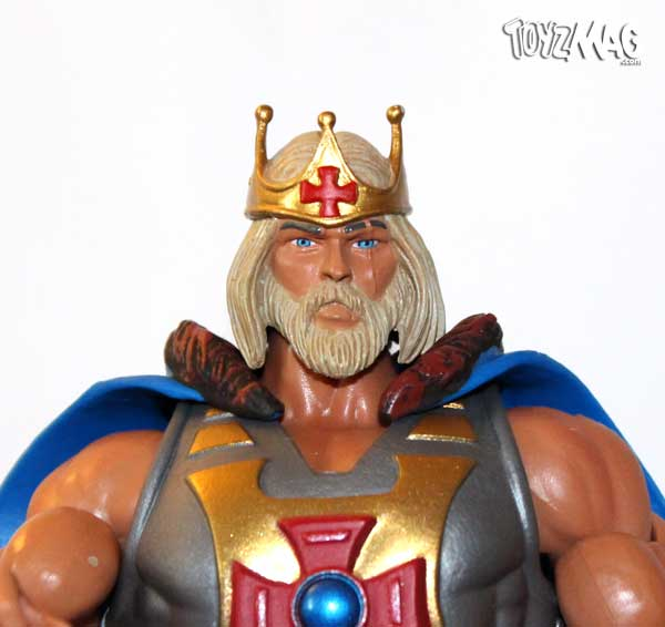 King He-Man Mattel - Review ToyzMag