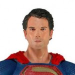Man of Steel une figurine géante de Superman par Neca