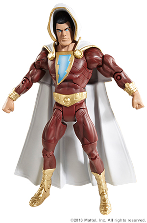 shazam new52 mattel exclue SDCC (1)