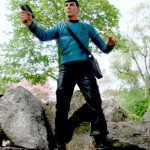 star trek select spock kirk 20