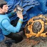 Star Trek Select : Spock et Kirk en action et en images