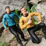 star trek select spock kirk 24