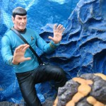 star trek select spock kirk 25