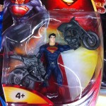 Man Of Steel les figurines Superman sont en France