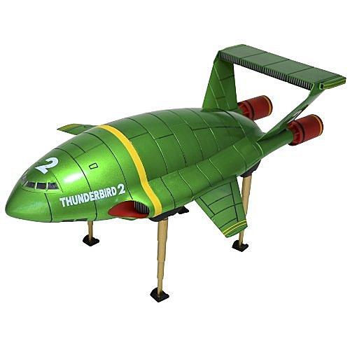 thudnerbirds Thunderbird2 et Thunderbird4 revoltech