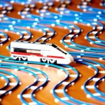 Un record du monde pour un train en LEGO