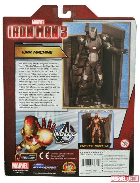 war machine pack backdetail