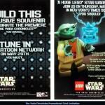 Star Wars LEGO : Press Kit pour Yoda Chronicles