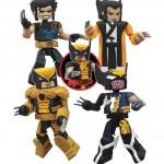 SDCC 2013 : Wolverine Saga Minimates (préprod et packaging)