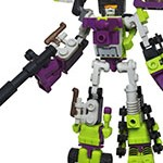 Review - Kre-O Micro Changers Combiners - Devastator