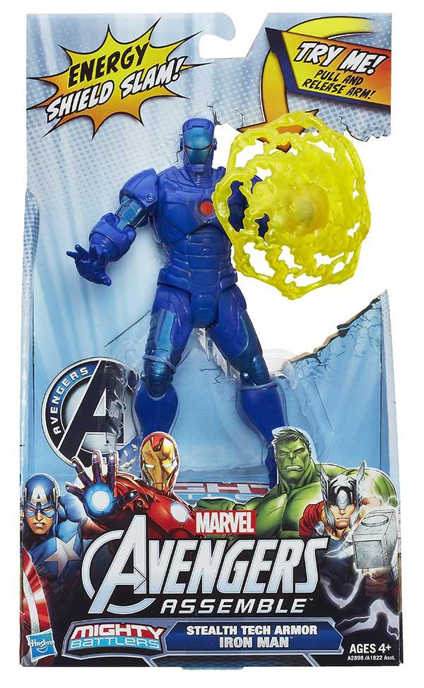 Averngers Assemble Iron Man  (1)