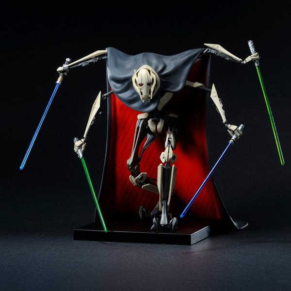 Géneral Grievous de Star Wars ARTFX+ Kotobukiya (1)