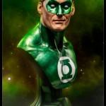 Un buste taille humaine pour Green Lantern