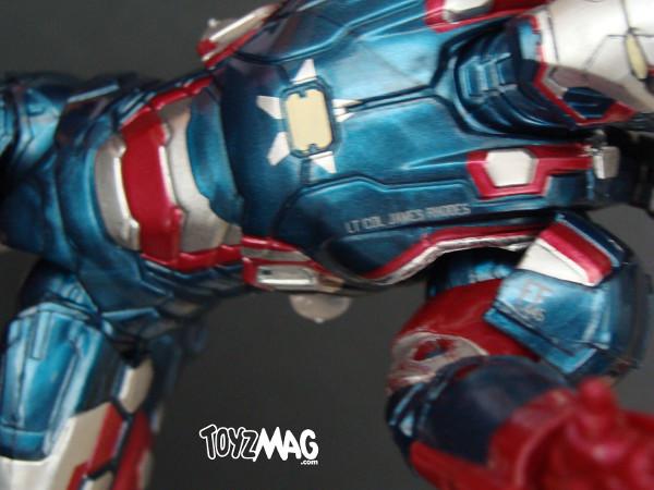 Iron Patriot Marvel Legends Hasbro IronMan3 10