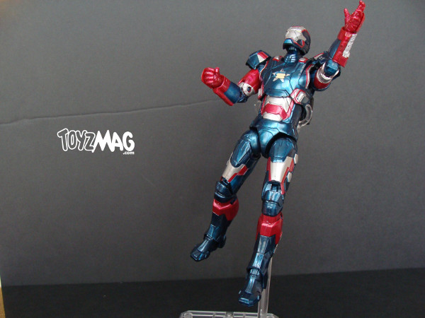 Iron Patriot Marvel Legends Hasbro IronMan3 11