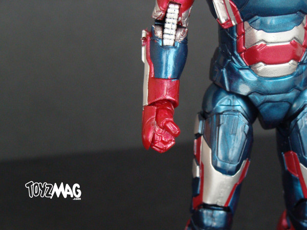 Iron Patriot Marvel Legends Hasbro IronMan3 7