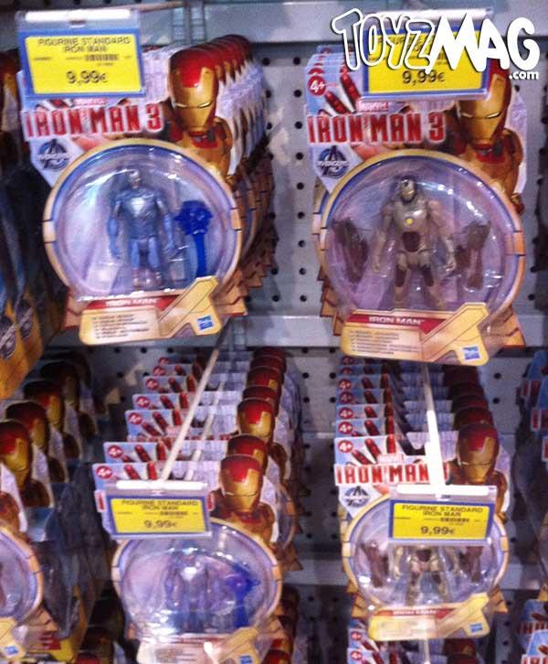 Iron Man3 hasbro 10cm