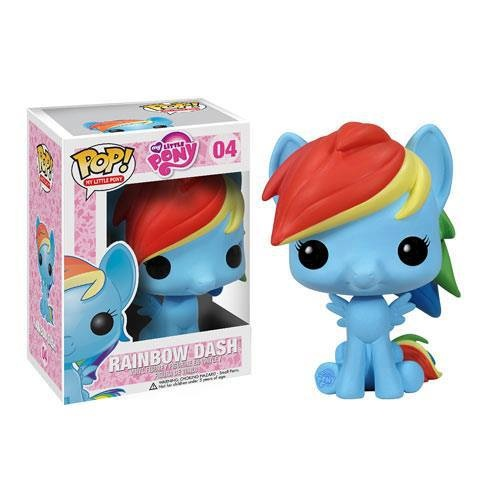 My Little Pony Funko Pop Vinyl Rainbow Dash