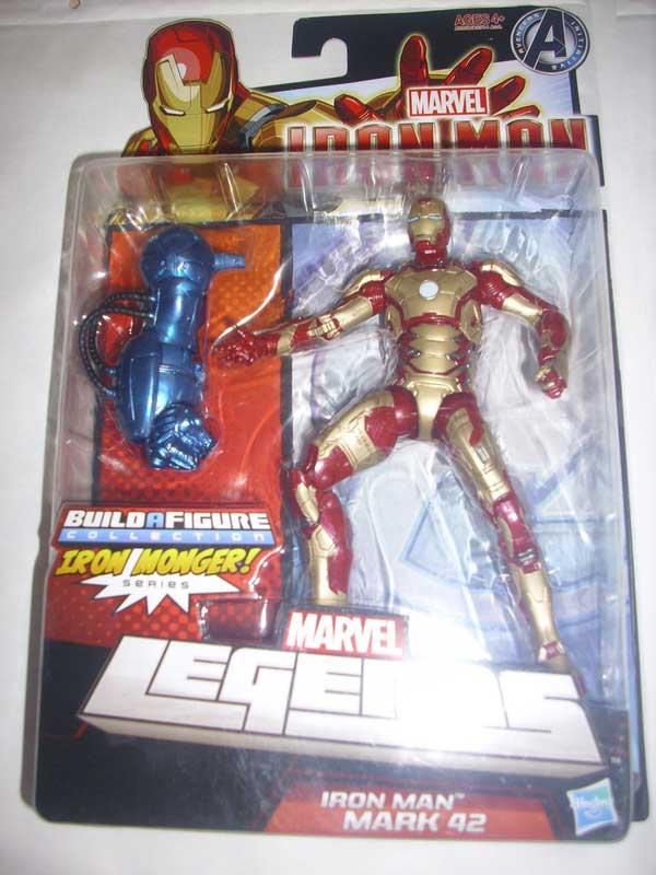 Marvel Legend IRON MAN 3 MARK 42