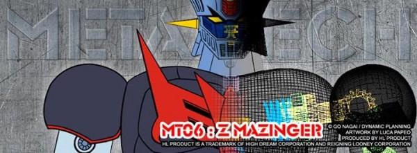 Mazinger Z Metaltech HLPRO