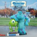 Hot Toys met à l'honneur Pixar avec des figurines Monsters University