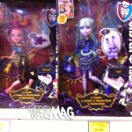 Monster High 13 Wishes et Lab Partners chez Toys R Us