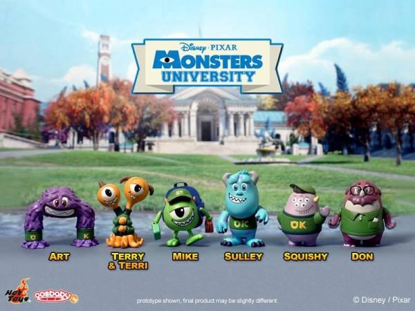 Monsters University Cosbaby (S) Series (1)