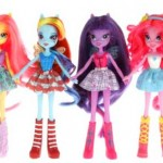 My Little Pony Equestria Girls les protypes des poupées (Spoilers)