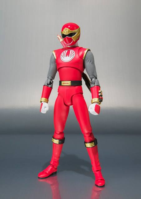 Ninja Storm, Ranger Form Ha tamashii shfiguarts 1