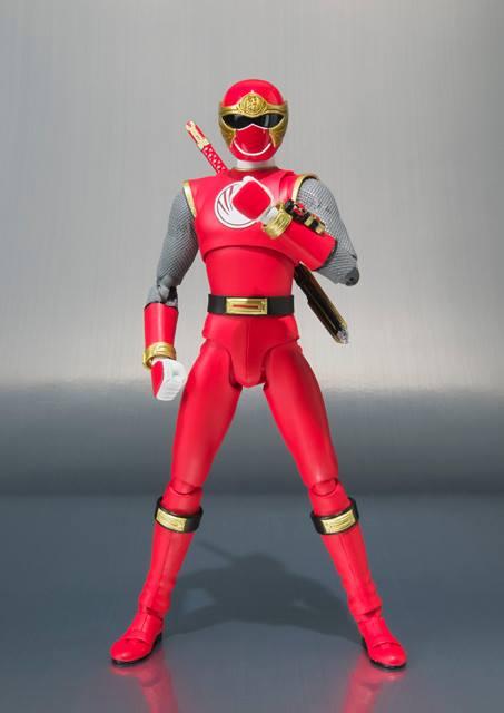 Ninja Storm, Ranger Form Ha tamashii shfiguarts 2